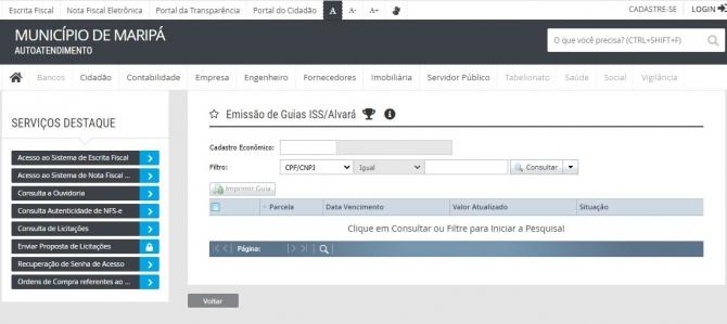 Maripá divulga novo calendário de pagamento do Alvará de Funcionamento e Taxa de Licença Sanitária